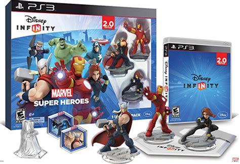 Disney Infinity Marvel Super Heroes 20 Edition Game