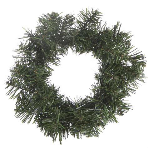 artificial elk mountain pine wreath candles and