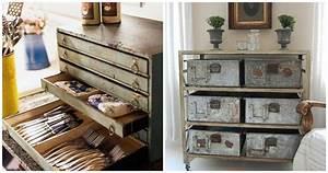 Vintage  8 Oggetti Per Ordinare Casa