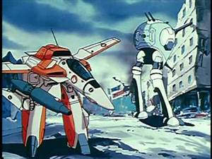 Robotech Remastered vs. Macross in English Minmay OH NO ...  Robotech