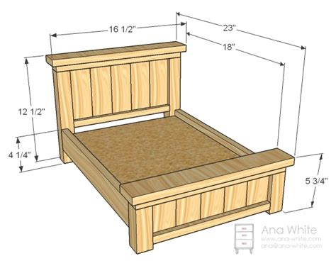 woodwork american doll furniture plans   plans