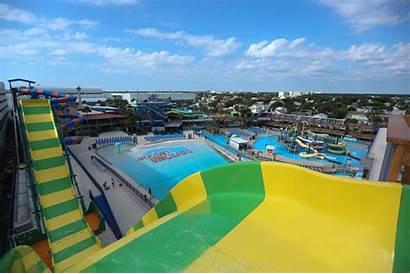 Daytona Lagoon Waterpark Entertainment Center Practices Opening