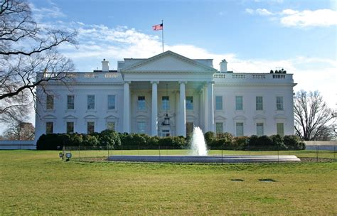 Weltbühne Washington Dc Part 4  White House