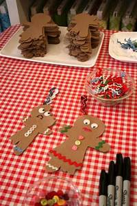 the cutest half eaten gingerbread ornaments mod podge rocks With gingerbread letter ornaments