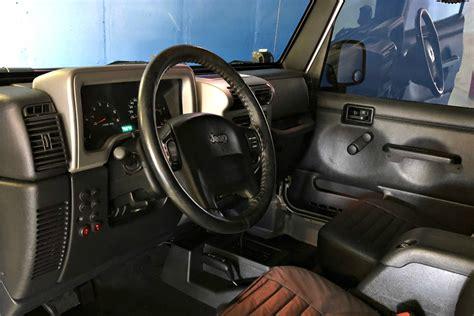 jeep wrangler unlimited lj custom pickup