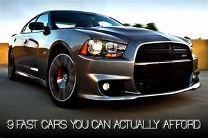 9 Fast Cars You Can Actually Afford