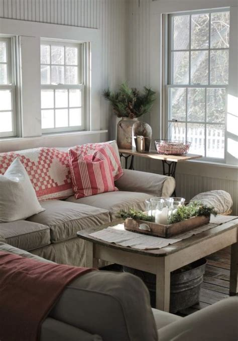 modern shabby chic furniture 45 comfy farmhouse living room designs to digsdigs