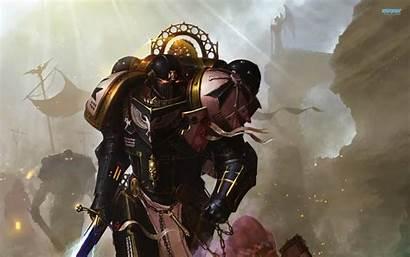 Templar Swords Marine Suit Space Wide