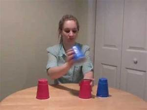 Cup Song Youtube : cup song with 4 cups tutorial youtube ~ Medecine-chirurgie-esthetiques.com Avis de Voitures