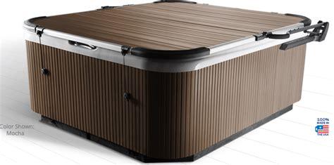 tub cover smartop custom tub cover ajax pool spa inc