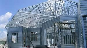 Prix Charpente Métallique Maison : maison charpente mtallique prix amazing affordable s ~ Premium-room.com Idées de Décoration