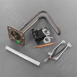 Replacement Electric Water Heater Elements And Thermostats