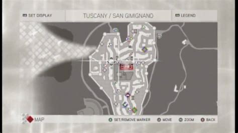 Assassins Creed 2 Feathers And Glyphs Walkthrough