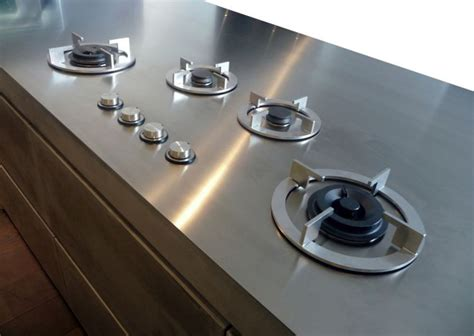 plan de travail cuisine inox sur mesure cuisine en inox sur mesure à aix en provence so inox