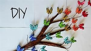 Diy, Tree, Branch, 3d, Butterflies, U2665, Room, Decor