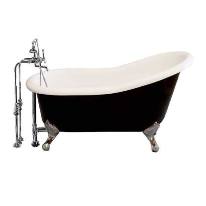Slipper Tubs For Sale by Tuxedo Clawfoot Tub Package The Loo Store
