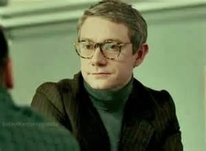Sassy Gay Librarian Martin Freeman