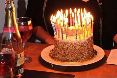 Birthday Happy Italian Italy Say Cake Candles
