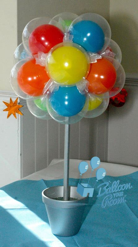 trees balloon your room