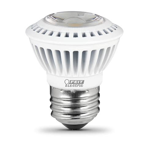 can light led bulbs 500 lumen 3000k dimmable led feit electric