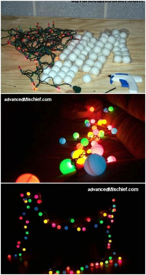 30 magically festive string and light diys for