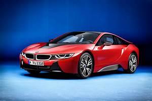 BMW I8 Protonic Red Special Edition Della Supercar Ibrida