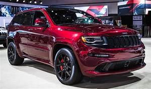 Jeep Cherokee Srt : jeep grand cherokee wk2 2016 srt8 night edition ~ Maxctalentgroup.com Avis de Voitures