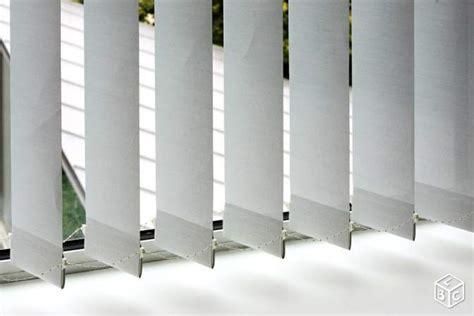 store  lamelles verticales sur mesure meubles