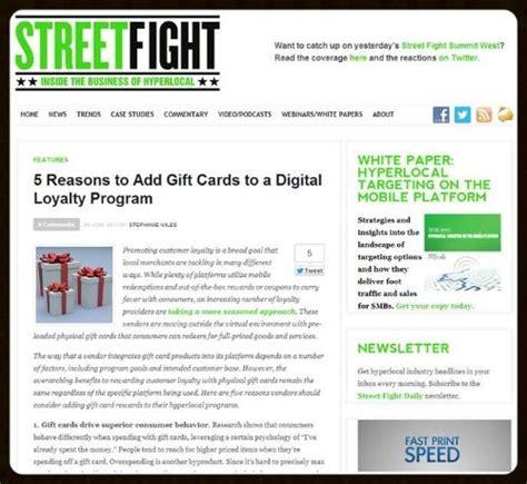 reasons  add gift cards   digital loyalty program