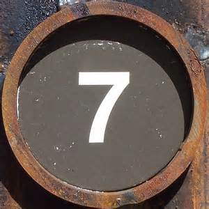 Number Seven Numerology