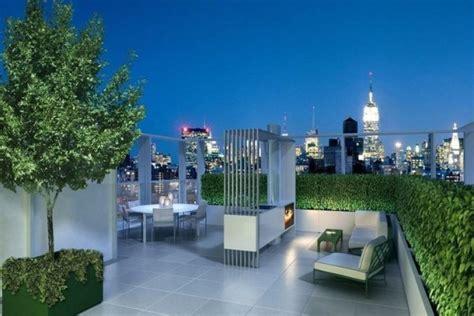 umweltfreundlicher wohntrend dachgarten gestalten im