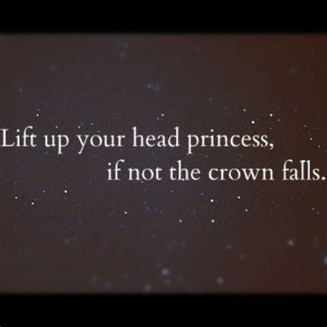 Hold Head Up High Quotes