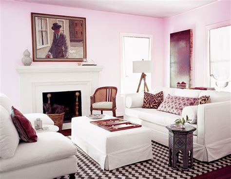 Living Room Color Pink by 219 Best Pink Wall Color Images On Wall Colors