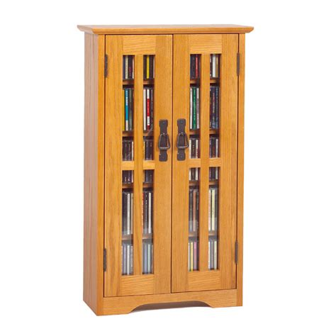 leslie dame wall hanging mission style multimedia cabinet