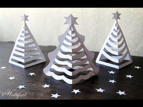 hattifant  paper christmas tree  christmas tree