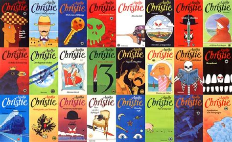 Author Spotlight Agatha Christie's Ten Most Popular
