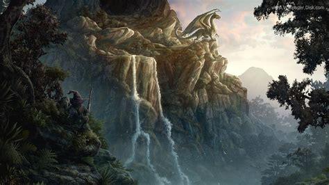flying dragon  game desktop wallpapers background