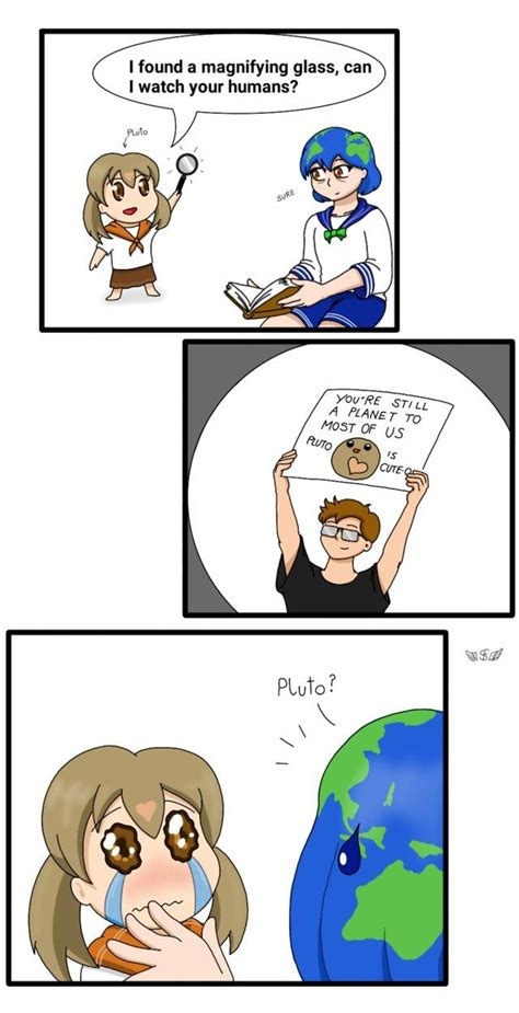 Earth Chan Memes - remember pluto by techmaguskhobotov earth chan know your meme
