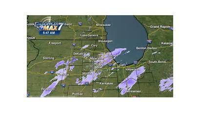Weather Chicago Snow Abc7chicago Forecast Area Falls