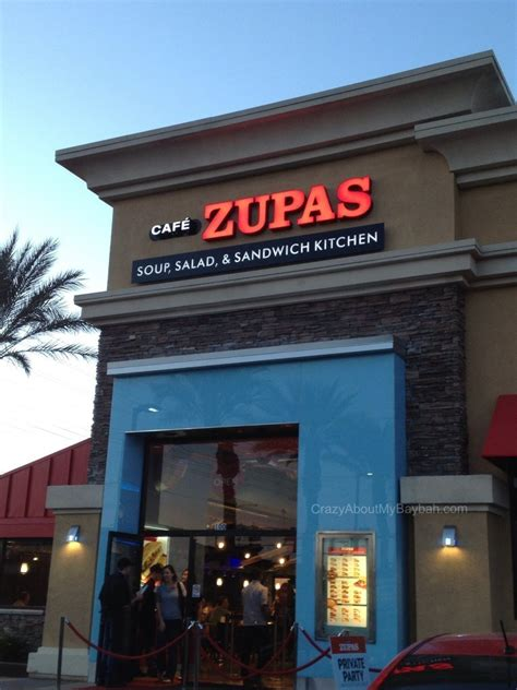 Cafe Zupas Is Now In Las Vegas| Come to Their Grand ...