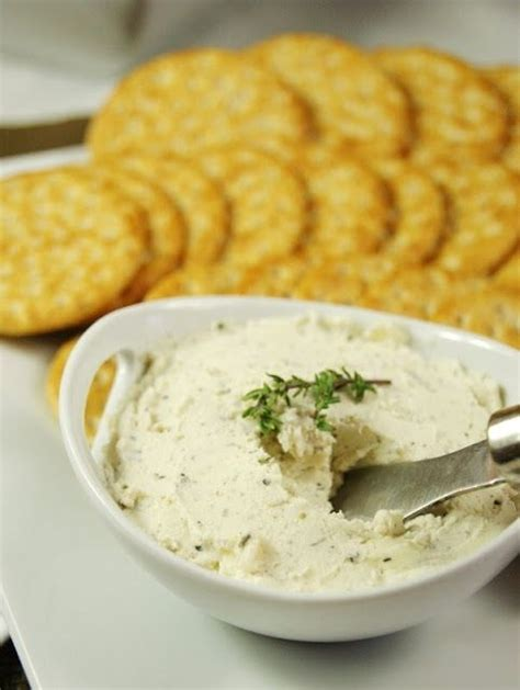 cuisine boursin boursin style cheese spread easy