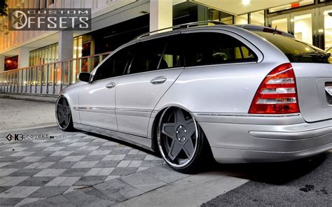 bagged mercedes s class wheel offset 2005 mercedes benz c class tucked bagged
