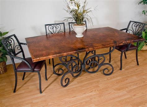 branded wrought iron tables  featured manufacturers