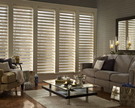 blinds and shutters douglas motorized silhouette shades houston the