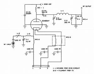 Conversion Of Commader Iii Amplifier From 2m To 6m