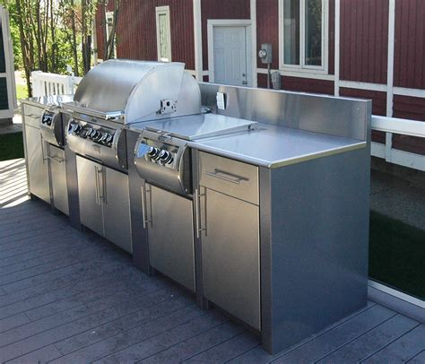 stainless steel outdoor kitchen cabinets stainless steel outdoor kitchens steelkitchen