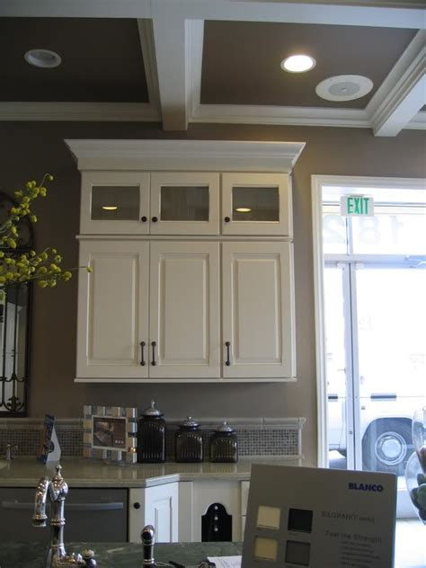kitchen ceilings  foot  foot ceilings  cabinets