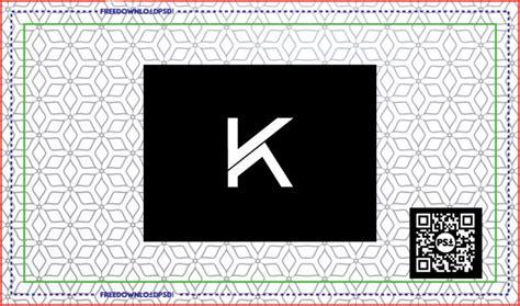 personal business card psd template freedownloadpsdcom