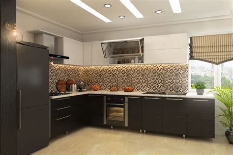 Traditional Vs Lift Up? The Better Modular Kitchen Cabinet