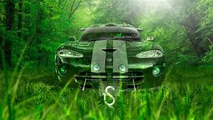 Dodge Viper Fantasy Snake Car 2013 el Tony